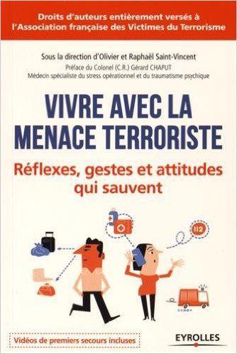 Livre: Vivre avec la Menace Terroriste !