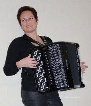 sylvie meheust accordeoniste