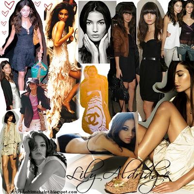 Lily Aldridge; Muse, It-Girl & an Inspiration!