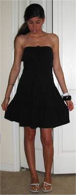My Little Black Dress...