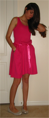 Pink Party dress!