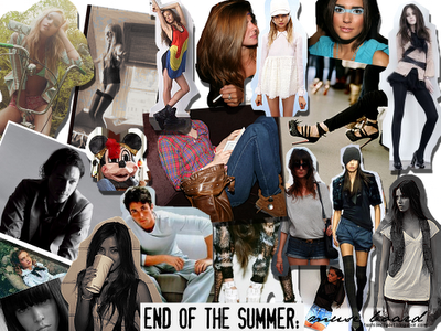 (8.18) End of Summer / Muse Board