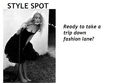 The Style Spot: Selects Fashion Chalet