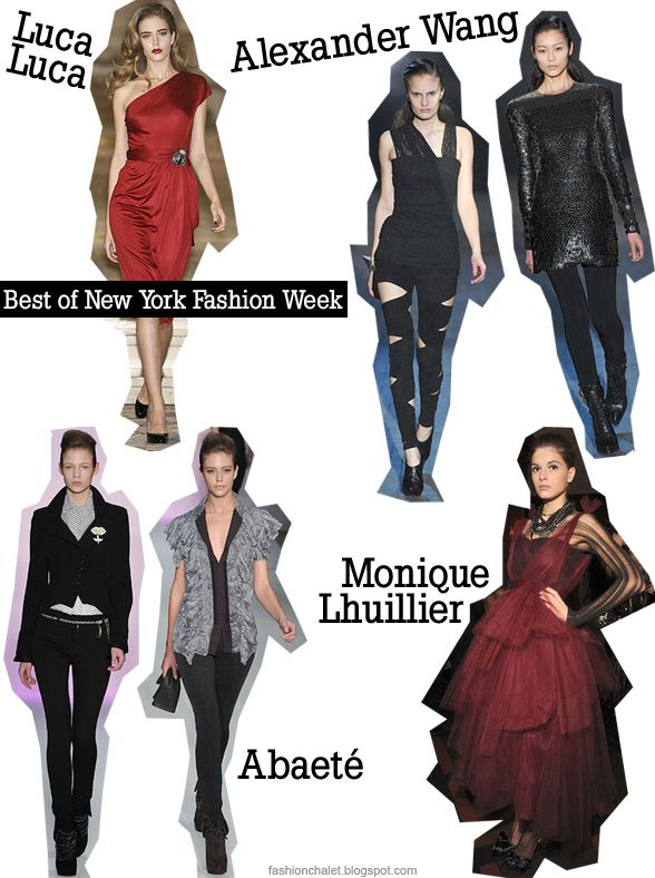 New York Fashion Week '09 is here!!!