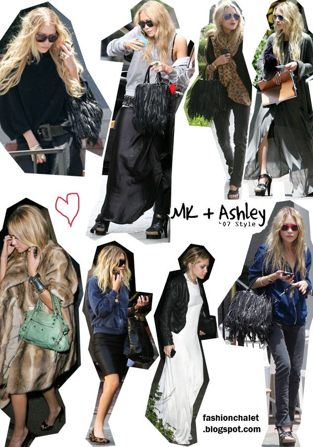 An Ode to the Olsen Style of 2007 !!!