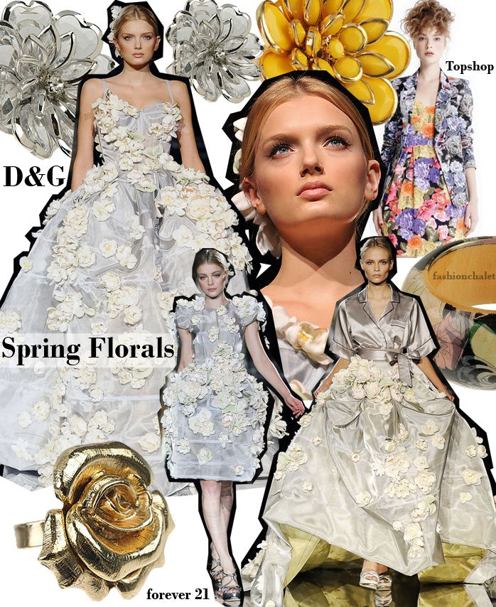 Spring Florals and Neutrals are what I'm Craving ...