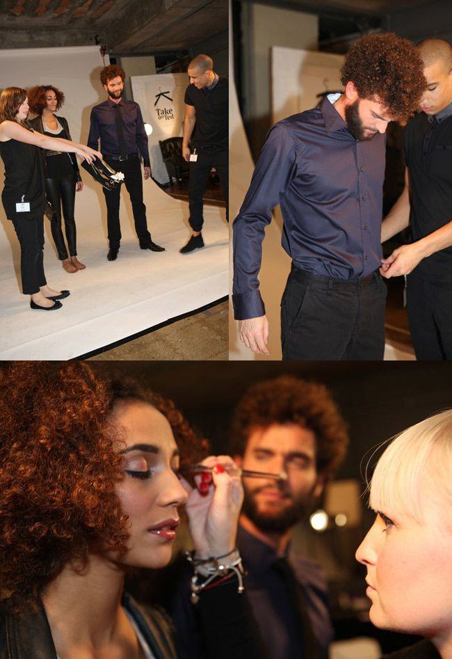 Take on Ted Live Styling Session with Fashion Chalet