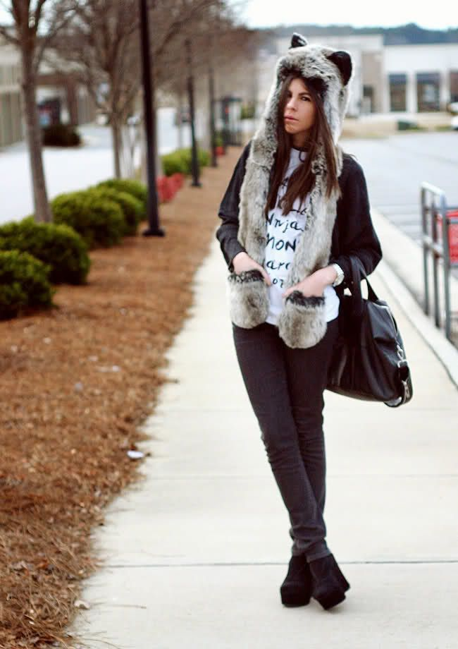 Spirit Hoods, Givenchy bag, Dolce and Gabbana, Superfine jeans