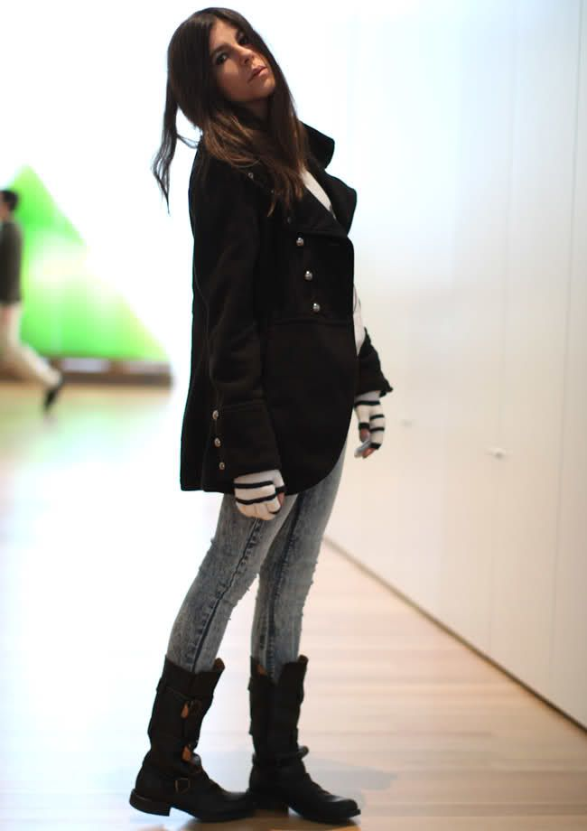 fiorentini + baker boots, urban outfitters jeans, fashion