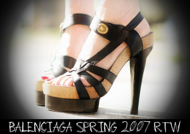 Balenciaga Sandals, Heels, shoes, Fashion