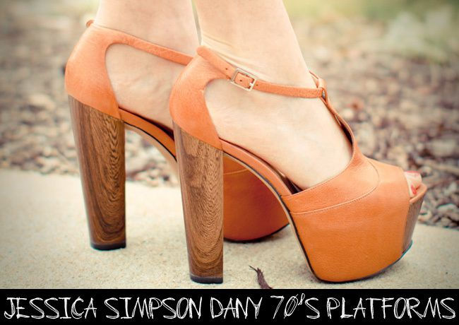 Jessica Simpson Dany Platforms, Sandals, Shoes, Fashion