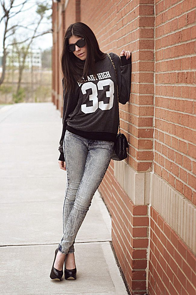 urban outfitters, outfit, skinny jeans, aldo, heels