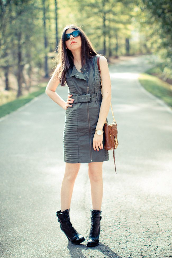 The Beatles Dress, Supertrash Fashion, Rebecca Minkoff bag, Gold Marc Jacobs Watch