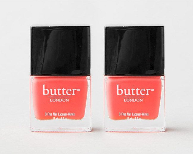 Butter London Nail Polish in Jaffa