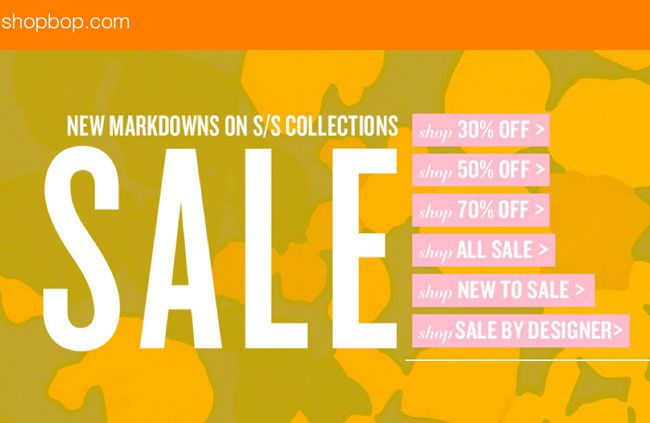 Shopbop sale, Fashion