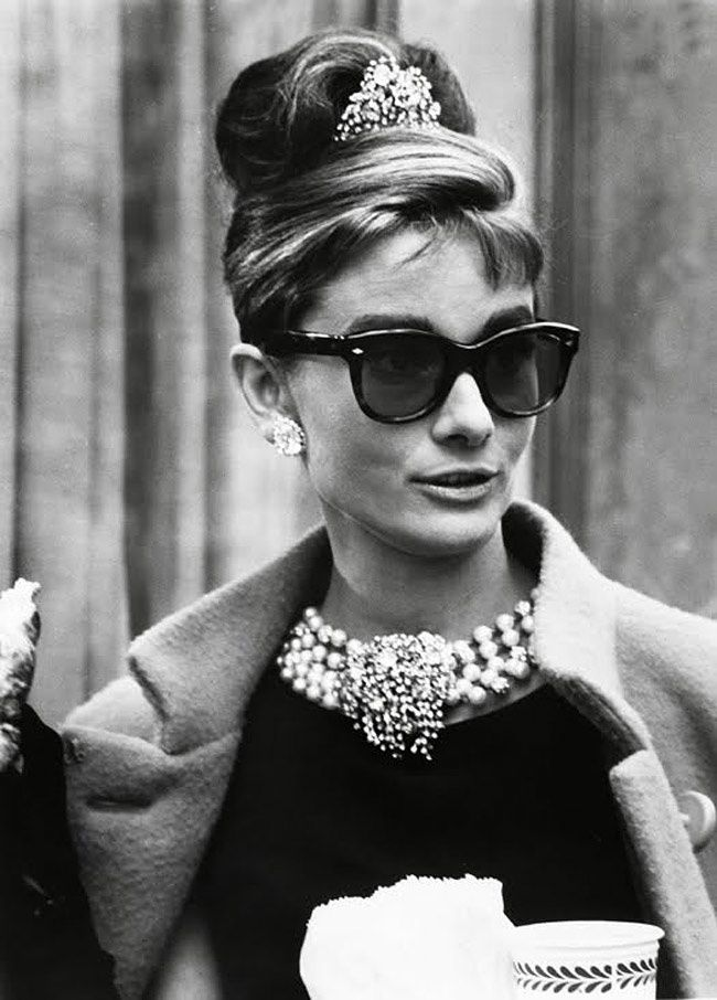 Style Icon Audrey Hepburn Fashion Chalet By Erika Marie