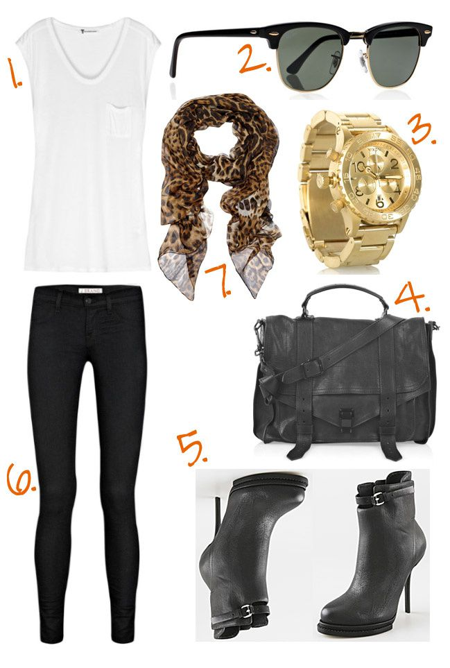 """Style Inspiration """" Fall Outfit """""""