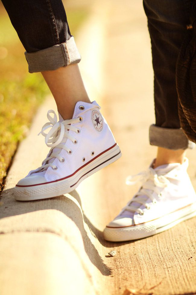 the gallery for gt white high top converse outfits tumblr