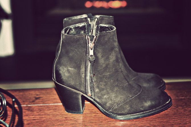 Topshop Abush ankle boots, Acne pistol boots, Fashion