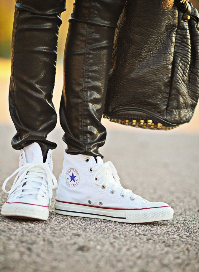 Converse Hi-Top Sneakers