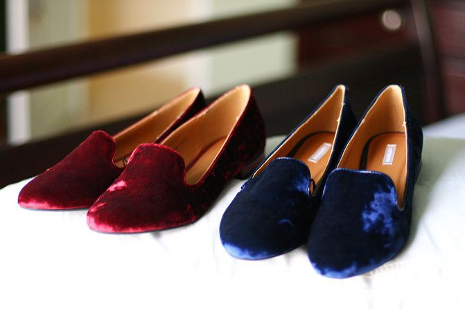 Velvet Slippers, Shoes, Fashion, Urban Outfitters