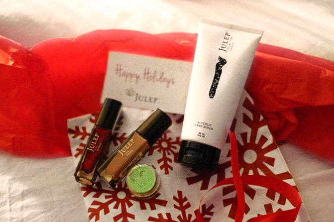 """ BEAUTY "" Happy Holidays from Julep!"
