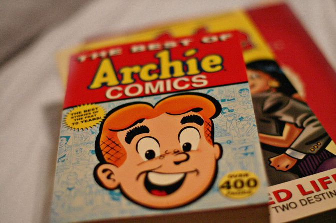 Archie Comic Books, Archie Marries