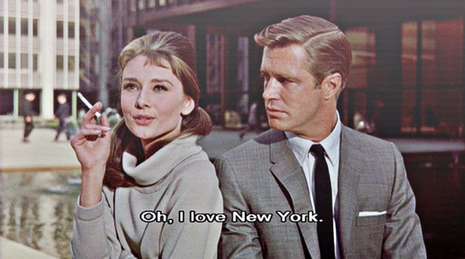 New York Fashion Week, Breakfast at Tiffany's, Audrey Hepburn, Empire Hotel