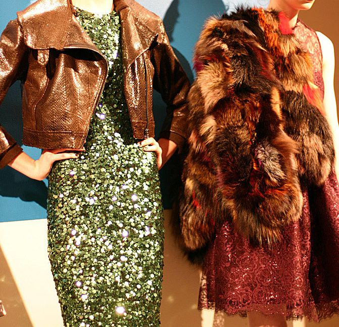 Alice and Olivia by Stacey Bendet NYFW, New York Fashion Week, Fall Fashion 2012