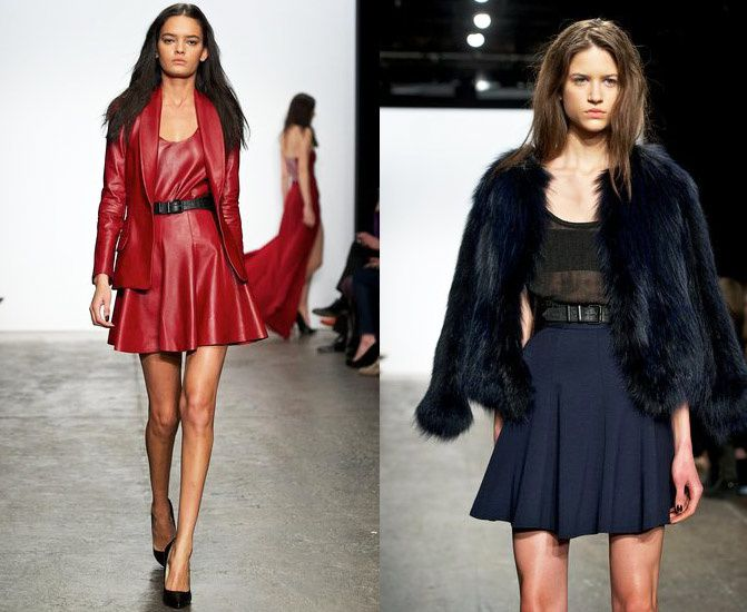 New York Fashion Week, Sachin+Babi Fall 2012