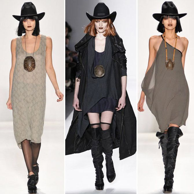 New York Fashion Week, Nicholas K Fall 2012