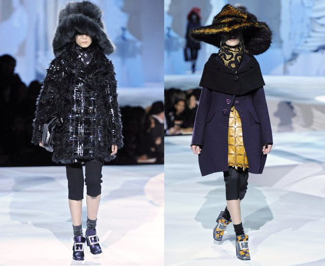 New York Fashion Week, Marc Jacobs Fall 2012