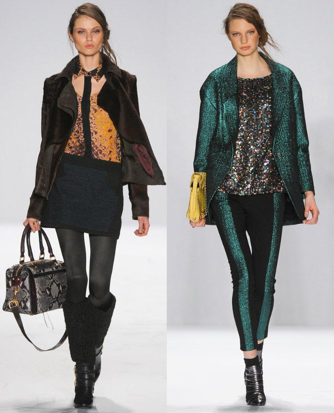 New York Fashion Week, Rebecca Minkoff Fall 2012