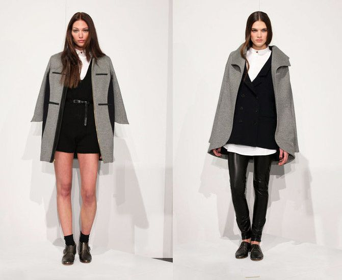 New York Fashion Week, Porter Grey Fall 2012