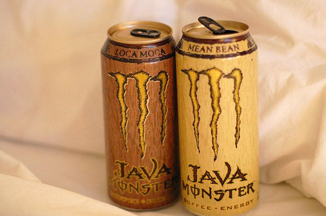 Monster Java, New York Fashion Week, Coffee, Protein drink, Energy drink