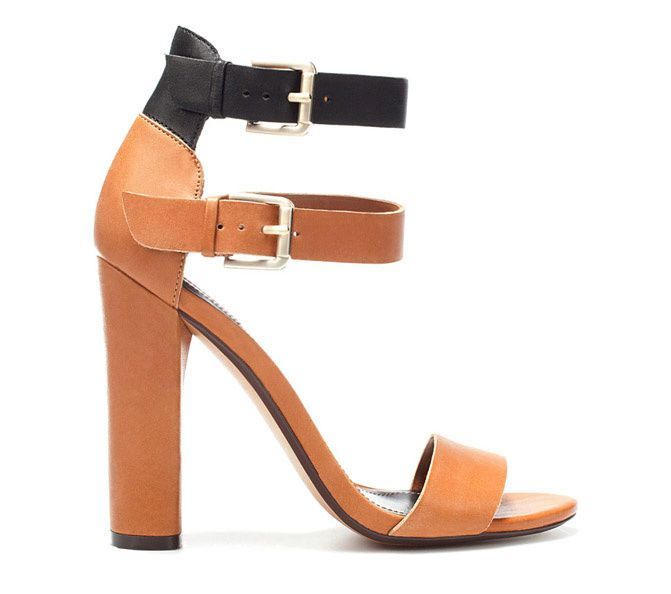 Zara sandals, shoes, Fashion, new in