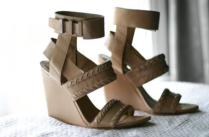 """ NEW IN + GIVEAWAY "" Alexander Wang Wedges"