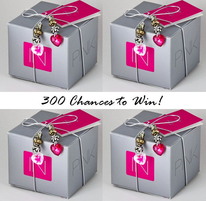 Giveaway InPink, Fashion Jewelry