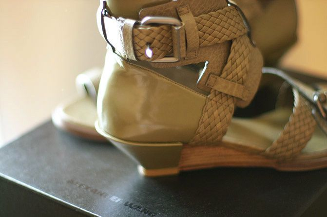 Alexander Wang sandals, Fashion, Giveaway