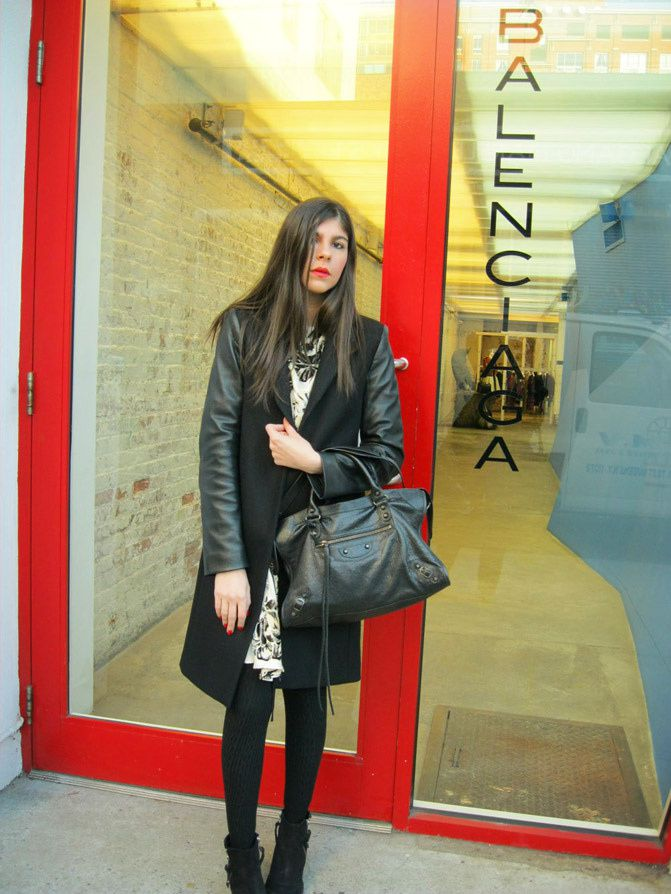 Comme de Garcons, Balenciaga classic city, Fashion, Soho New York