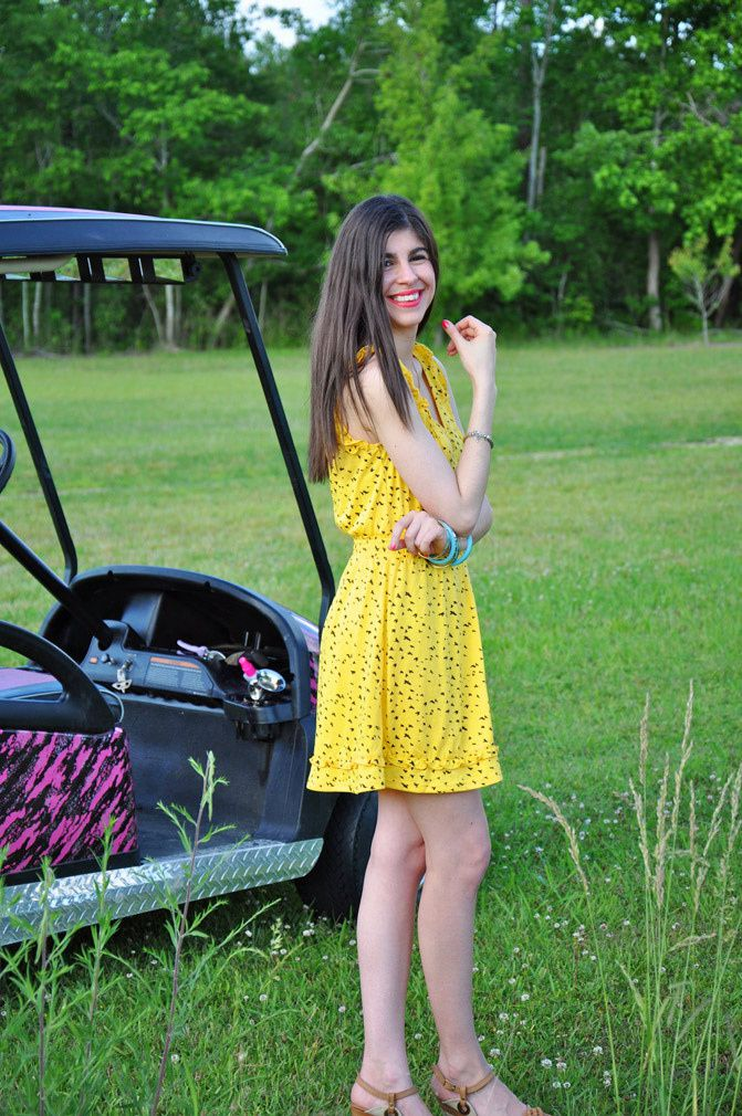 Modcloth summer dress, Wanted espadrille wedges