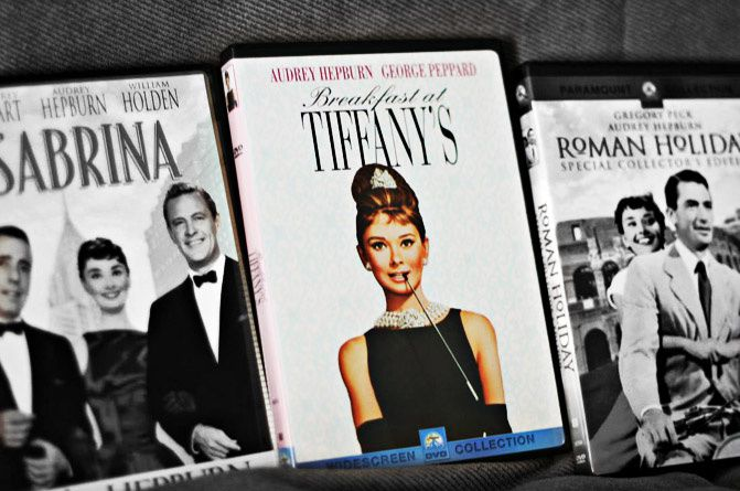 Audrey Hepburn Movies