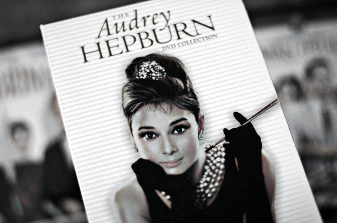 Audrey Hepburn movies, William Holden, Sabrina, Roman Holiday, Gregory Peck, Breakfast at Tiffany's