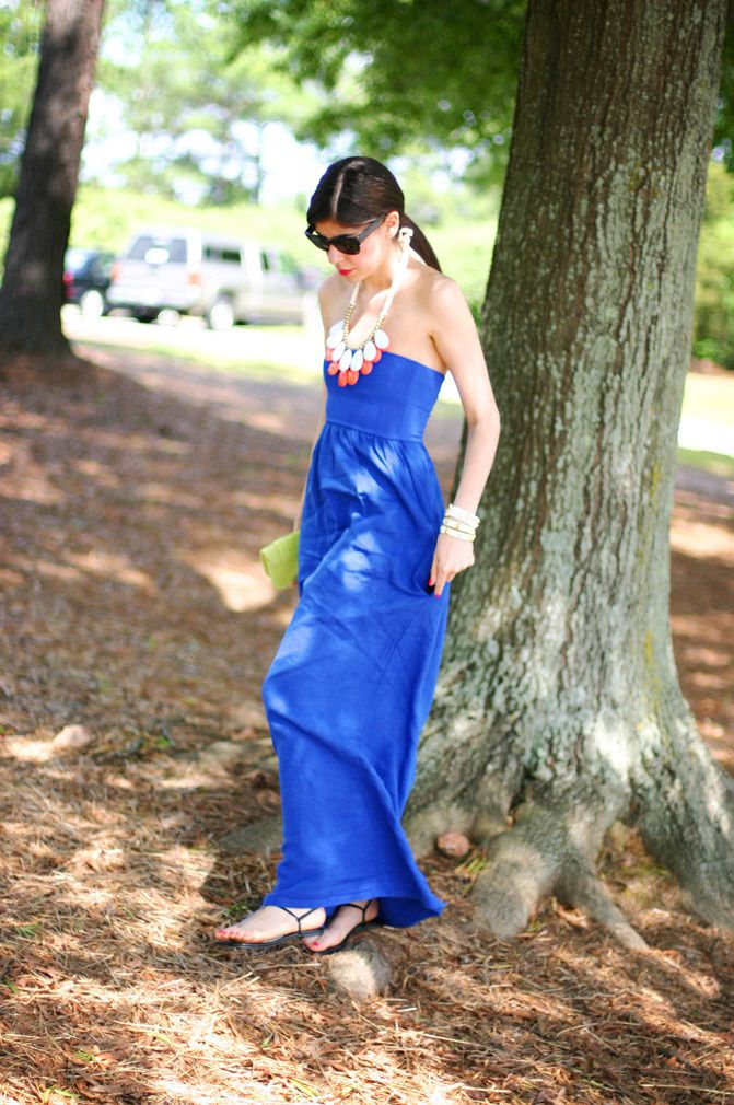 Maxi dress, Proenza Schouler PS 1, Fashion, Outfit