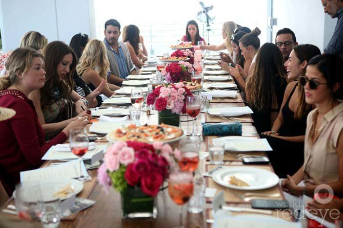 Bal Harbour shops  brunch, soho beach house Miami, fashion blogger