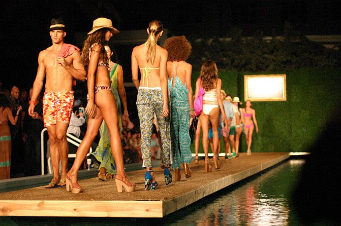 Soho Beach House, Miami Beach, Fashion Week
