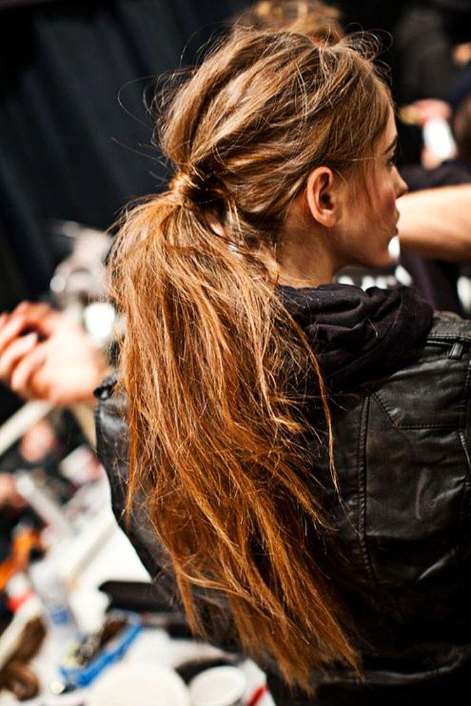 Ponytail Perfect