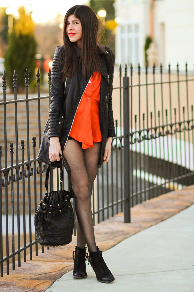 Alexander Wang Diego Bucket Bag, Fashion, Topshop ambush boots, Leather Trench Coat outfit