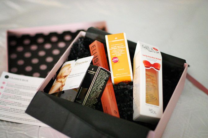 Beauty in a Box from GLOSSYBOX