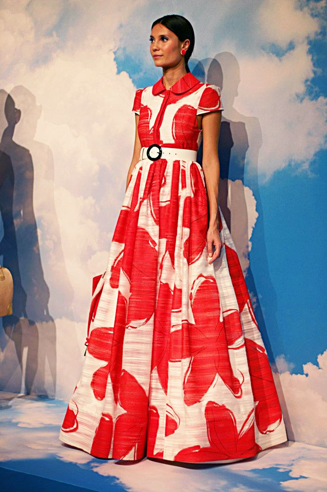 Alice and Olivia spring 2013 collection, New York Fashion Week